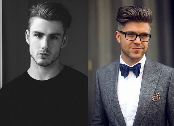 men's medium length hair styles