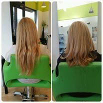 Straight Hair Restyle
